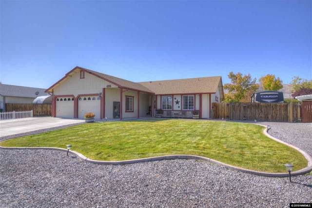 435 Kathy Terrace, Sparks, NV 89436 (MLS #190016391) :: Northern Nevada Real Estate Group