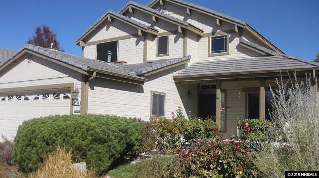 2298 Vista Terrace Lane, Sparks, NV 89436 (MLS #190016398) :: Northern Nevada Real Estate Group