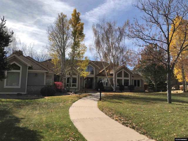 2653 Wellington South, Carson City, NV 89703 (MLS #190016410) :: Ferrari-Lund Real Estate