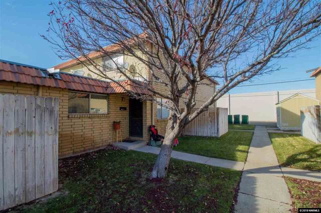 3308 Woodside Dr. #11, Carson City, NV 89701 (MLS #190016412) :: Joshua Fink Group