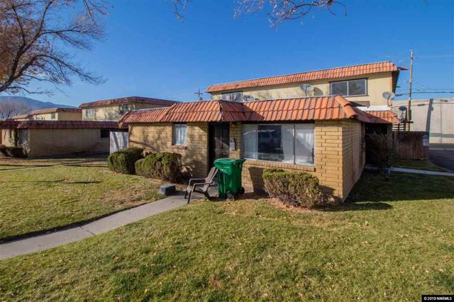3414 Woodside Dr. #36, Carson City, NV 89701 (MLS #190016413) :: Northern Nevada Real Estate Group