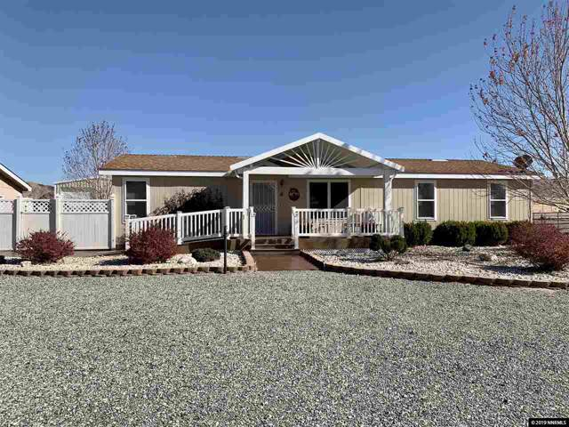 6 N Bybee, Yerington, NV 89447 (MLS #190016422) :: Joshua Fink Group
