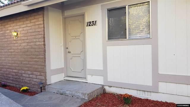 1231 Wagon Wheel Circle, Reno, NV 89503 (MLS #190016451) :: Ferrari-Lund Real Estate