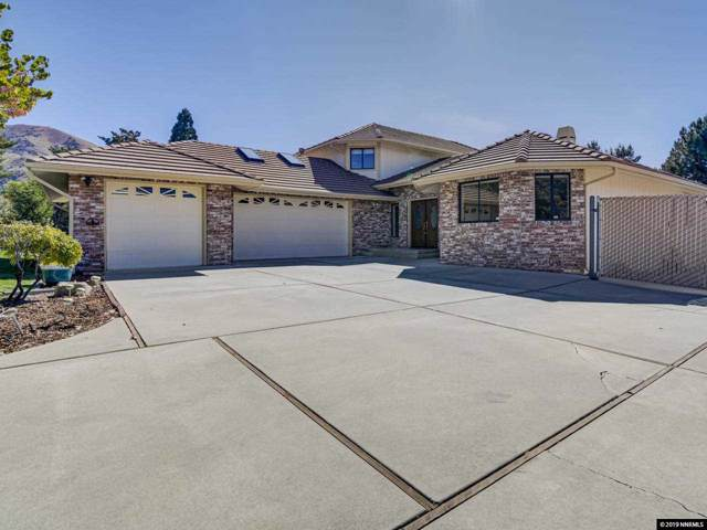 5595 S Scarsdale Cir, Reno, NV 89502 (MLS #190016452) :: The Hertz Team