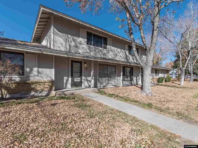 844 Ridgewood Drive Apt 3, Sparks, NV 89434 (MLS #190016485) :: NVGemme Real Estate