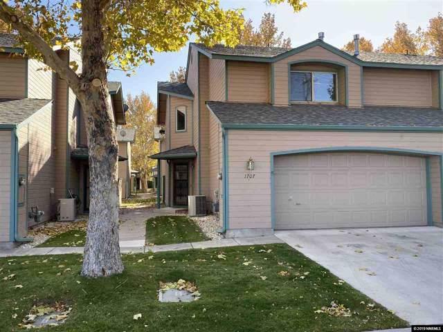 1707 Jamie Way, Carson City, NV 89701 (MLS #190016487) :: Ferrari-Lund Real Estate