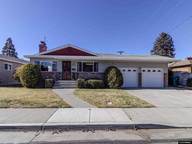 695 Cordone, Reno, NV 89502 (MLS #190016504) :: The Mike Wood Team