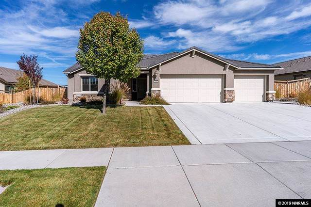 3998 Wisdom Dr, Sparks, NV 89436 (MLS #190016515) :: Vaulet Group Real Estate