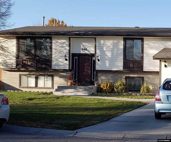 140 Oak Cir, Lovelock, NV 89419 (MLS #190016534) :: NVGemme Real Estate
