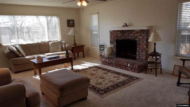 617 Tuscarora Way, Carson City, NV 89701 (MLS #190016560) :: The Hertz Team