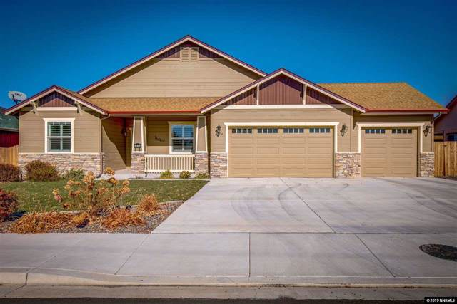1274 Sorensen Ln., Gardnerville, NV 89460 (MLS #190016563) :: Ferrari-Lund Real Estate
