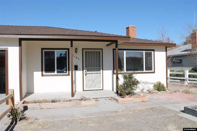 1185 Capitol Hill Ave, Reno, NV 89502 (MLS #190016564) :: The Hertz Team