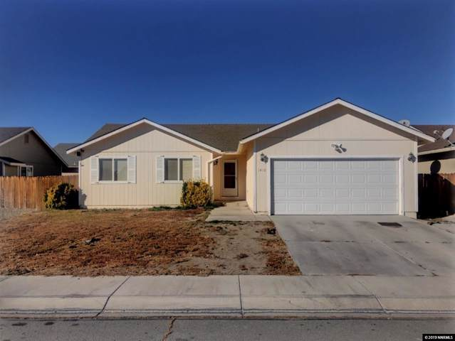 1410 Indian Trl, Fernley, NV 89408 (MLS #190016573) :: NVGemme Real Estate