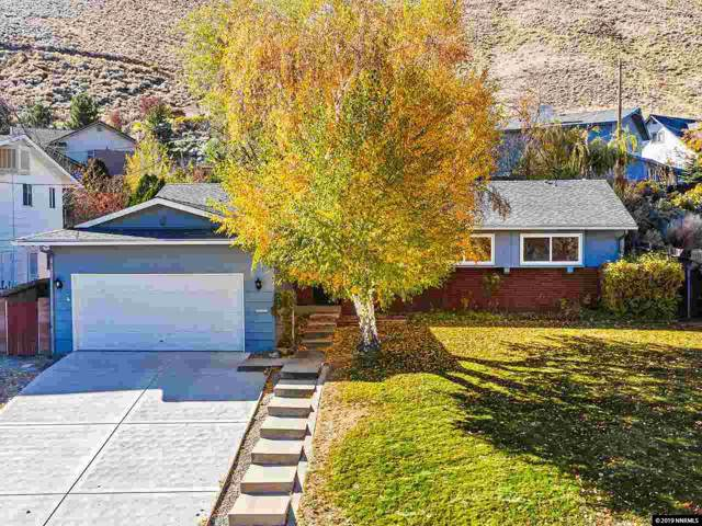 804 Terrace St, Carson City, NV 89703 (MLS #190016586) :: The Hertz Team