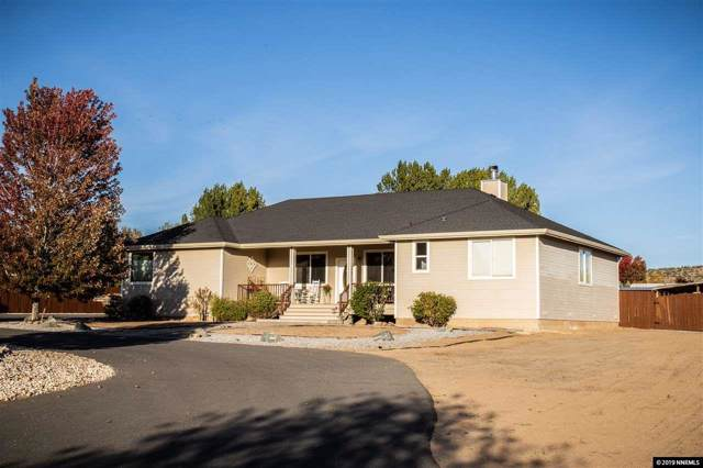 2827 Wade, Minden, NV 89423 (MLS #190016588) :: NVGemme Real Estate