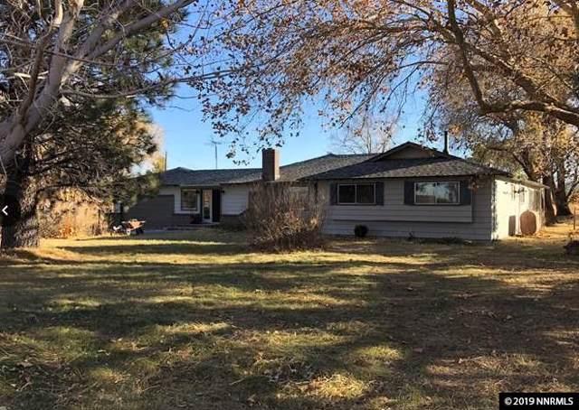 99 Landing Lane, Washoe Valley, NV 89704 (MLS #190016590) :: NVGemme Real Estate