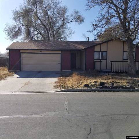 605 Curry Drive, Fernley, NV 89408 (MLS #190016606) :: NVGemme Real Estate