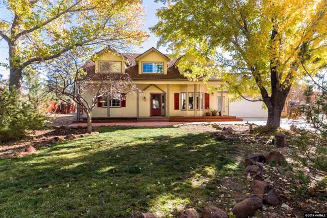 3585 Cherokee Drive, Minden, NV 89423 (MLS #190016622) :: NVGemme Real Estate