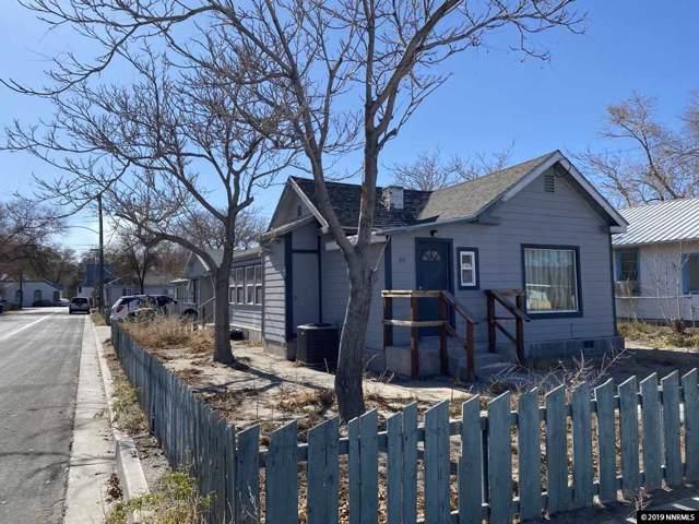 80 E Stillwater St., Fallon, NV 89406 (MLS #190016634) :: NVGemme Real Estate