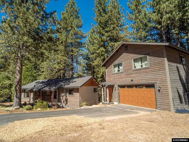 1605 Arikara St, South Lake Tahoe, CA 96150 (MLS #190016635) :: Northern Nevada Real Estate Group
