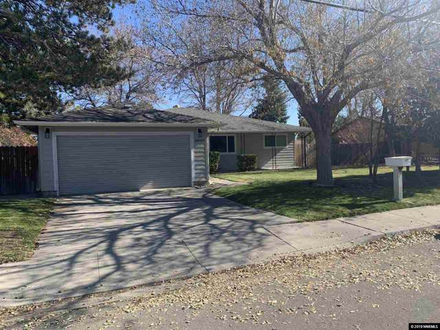 3605 Northgate Lane, Carson City, NV 89706 (MLS #190016640) :: The Hertz Team