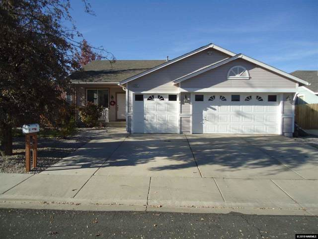 8125 White Falls Dr., Reno, NV 89506 (MLS #190016644) :: Chase International Real Estate