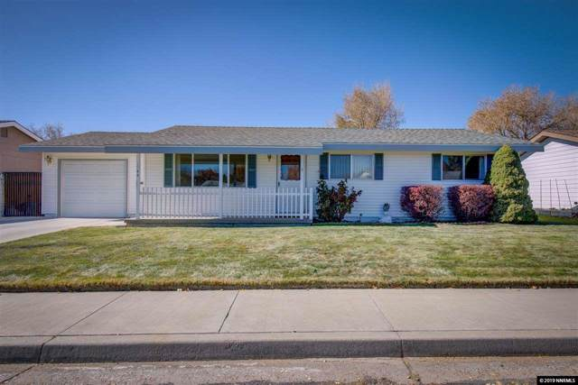 1944 Marie Drive, Carson City, NV 89706 (MLS #190016676) :: Ferrari-Lund Real Estate