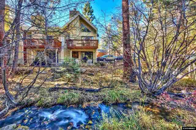 989 Tahoe Blvd. #92, Incline Village, NV 89451 (MLS #190016689) :: Chase International Real Estate