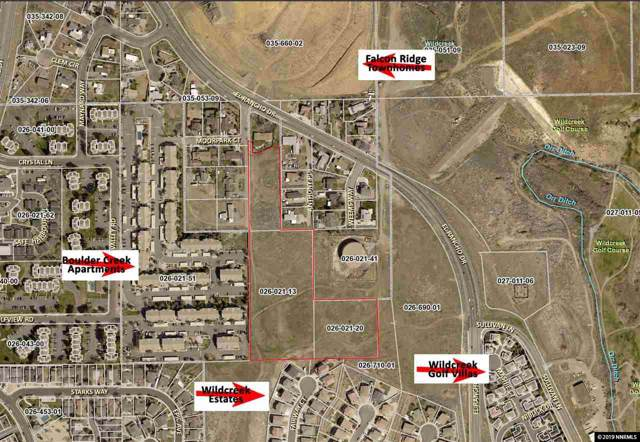 000 El Rancho Drive, Sparks, NV 89433 (MLS #190016698) :: The Mike Wood Team