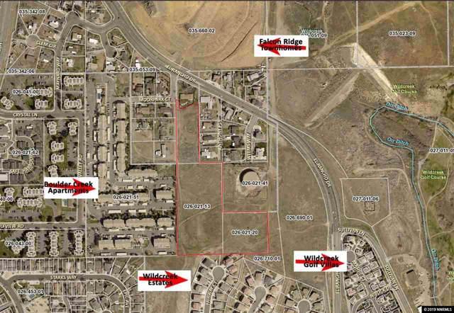 000 El Rancho Drive, Sparks, NV 89433 (MLS #190016698) :: Joshua Fink Group
