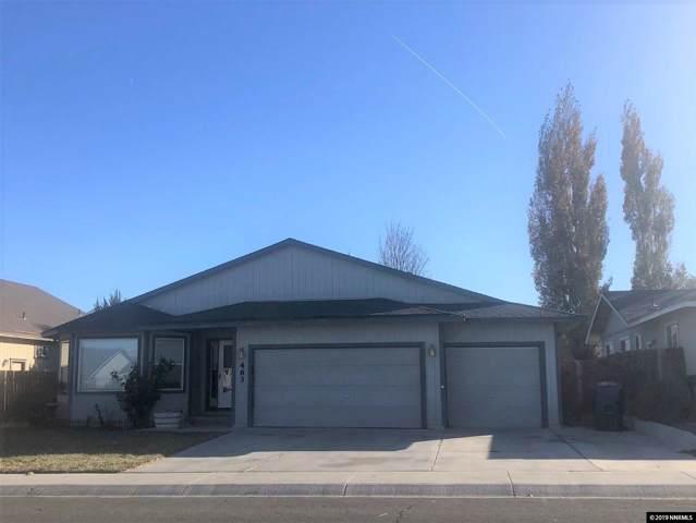 463 Jenny's Lane, Fernley, NV 89408 (MLS #190016700) :: NVGemme Real Estate