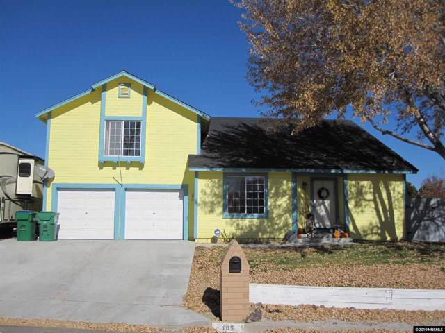105 May, Sparks, NV 89436 (MLS #190016708) :: Northern Nevada Real Estate Group