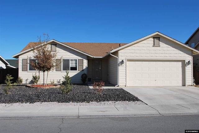 1603 Burger Road, Fernley, NV 89408 (MLS #190016711) :: NVGemme Real Estate