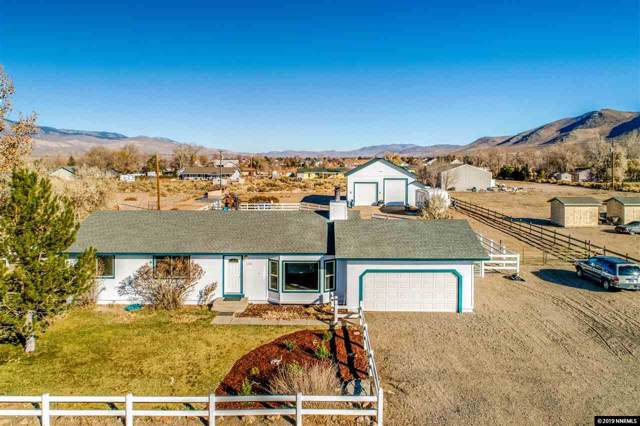 1236 Melborn Way, Minden, NV 89423 (MLS #190016722) :: Harcourts NV1