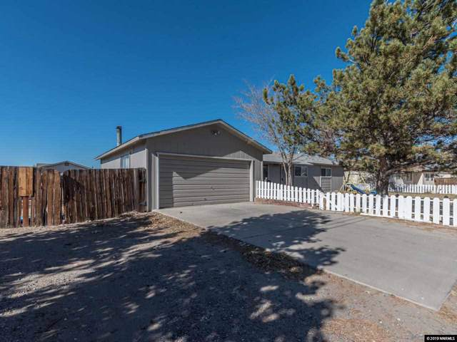 250 Granada St., Fernley, NV 89508 (MLS #190016754) :: NVGemme Real Estate