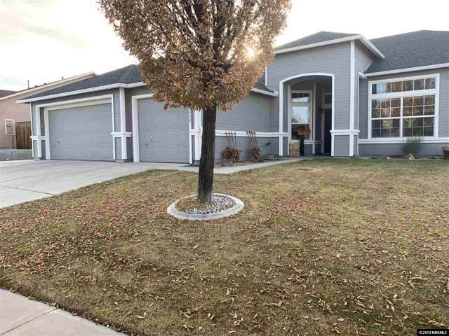 3635 Grove Springs Drive, Sparks, NV 89436 (MLS #190016761) :: Northern Nevada Real Estate Group