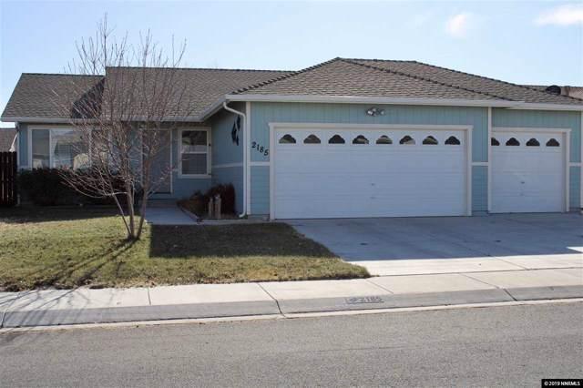 2185 Snowdrift, Fernley, NV 89408 (MLS #190016764) :: NVGemme Real Estate
