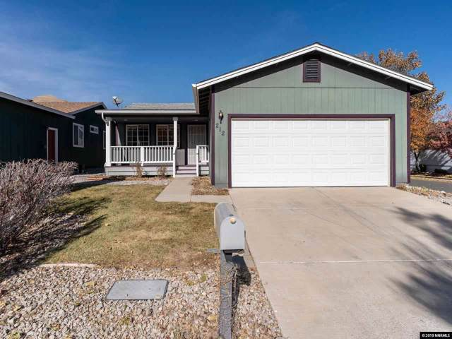 212 Bleu De Clair, Sparks, NV 89434 (MLS #190016769) :: Ferrari-Lund Real Estate