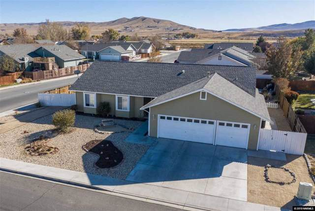 187 Jennys Lane, Fernley, NV 89408 (MLS #190016774) :: NVGemme Real Estate