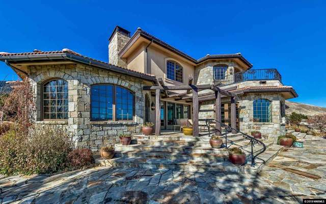 2501 Genoa Aspen, Genoa, NV 89411 (MLS #190016775) :: NVGemme Real Estate