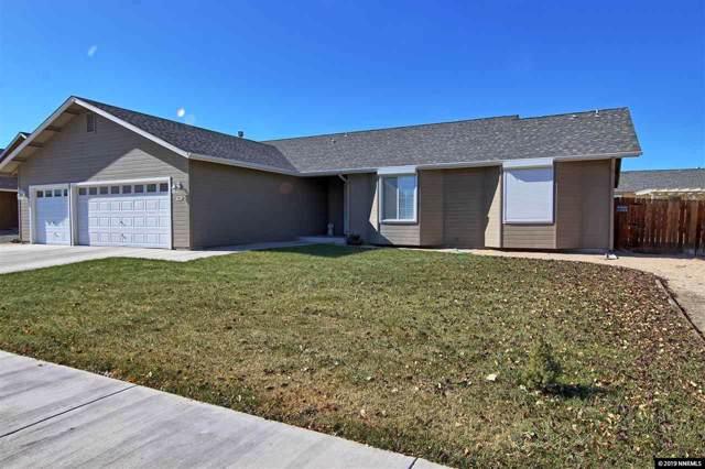 462 Mallard, Fernley, NV 89408 (MLS #190016780) :: NVGemme Real Estate