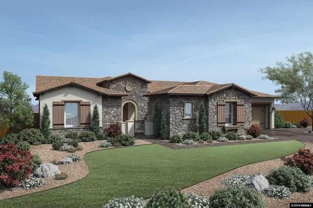 2451 Stonetrack Trail Homesite #26, Reno, NV 89521 (MLS #190016792) :: Ferrari-Lund Real Estate