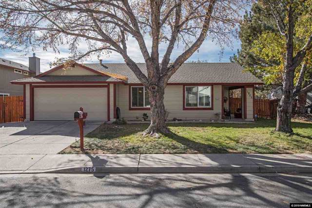 1275 Coachman Drive, Sparks, NV 89434 (MLS #190016797) :: Ferrari-Lund Real Estate
