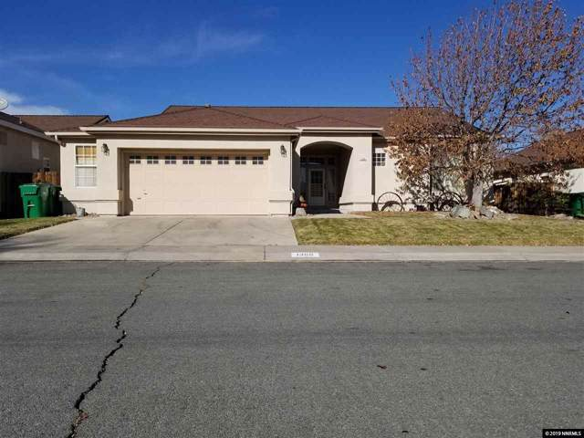 1366 Shadowridge Dr, Carson City, NV 89706 (MLS #190016800) :: Northern Nevada Real Estate Group