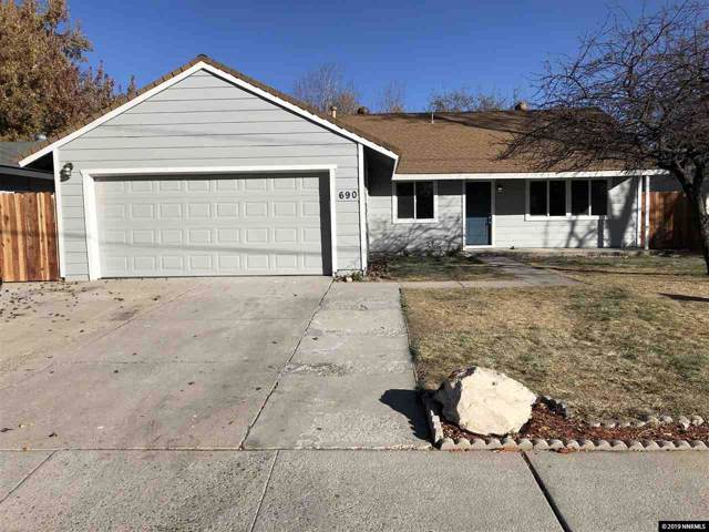 690 Stanford, Sparks, NV 89431 (MLS #190016807) :: Ferrari-Lund Real Estate