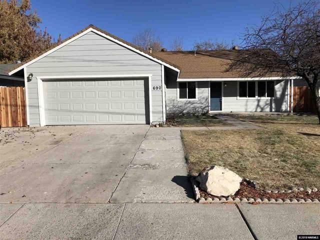 690 Stanford, Sparks, NV 89431 (MLS #190016807) :: Chase International Real Estate