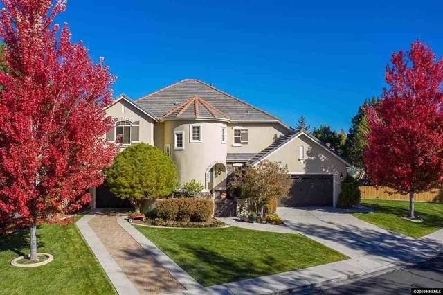 2501 Range View Lane, Reno, NV 89519 (MLS #190016836) :: Harcourts NV1