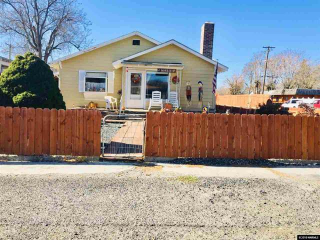 1395 Elmhurst, Lovelock, NV 89419 (MLS #190016837) :: Ferrari-Lund Real Estate