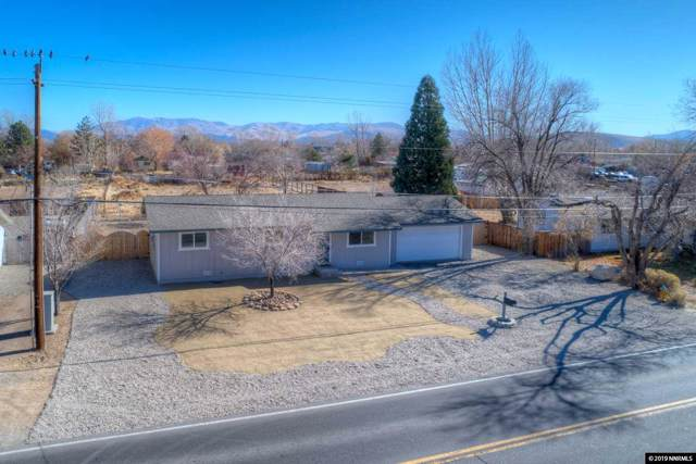 865 Tillman Lane, Gardnerville, NV 89460 (MLS #190016842) :: Ferrari-Lund Real Estate