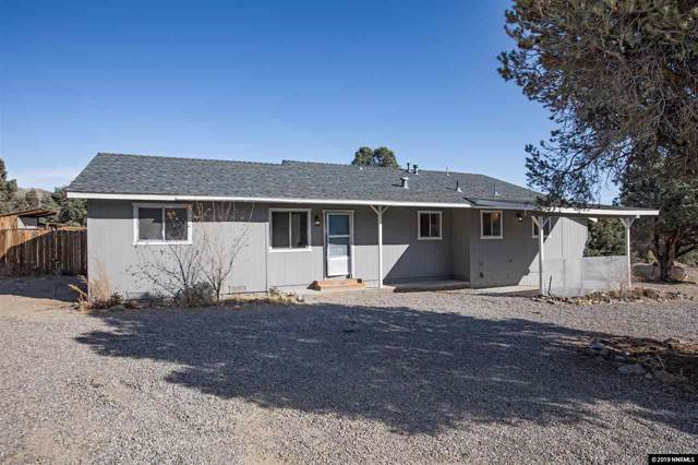 1285 Topaz Ranch Drive, Wellington, NV 89444 (MLS #190016857) :: Ferrari-Lund Real Estate